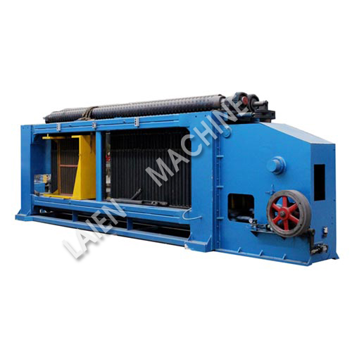 Common Button Control Gabion Machine