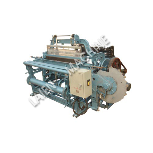 Automatic Crimped Wire Mesh Machine