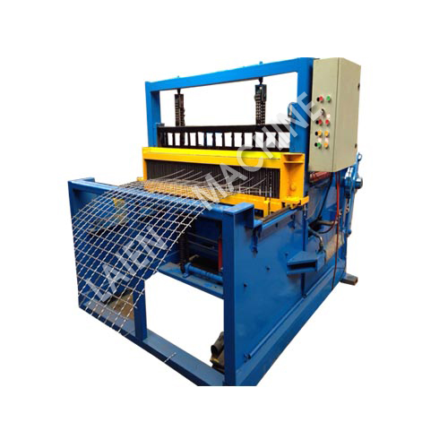 Multifunctional Crimped Wire Mesh Machine