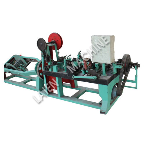 Normal Double Strands Barbed Wire Machine Manufacturers, Normal Double Strands Barbed Wire Machine Factory, Supply Normal Double Strands Barbed Wire Machine