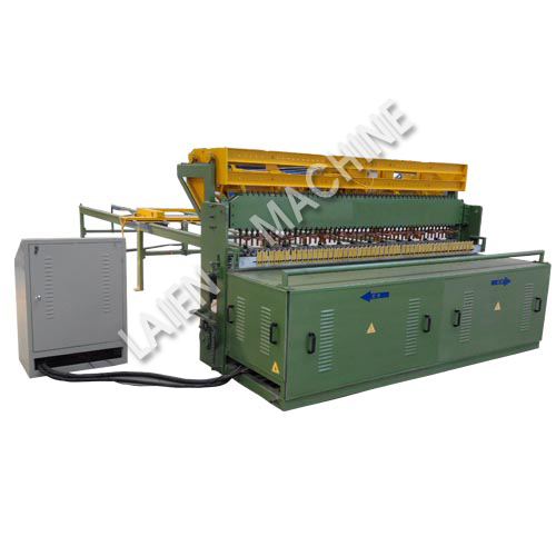 3-5mm Anti Climb Fence Welding Machine