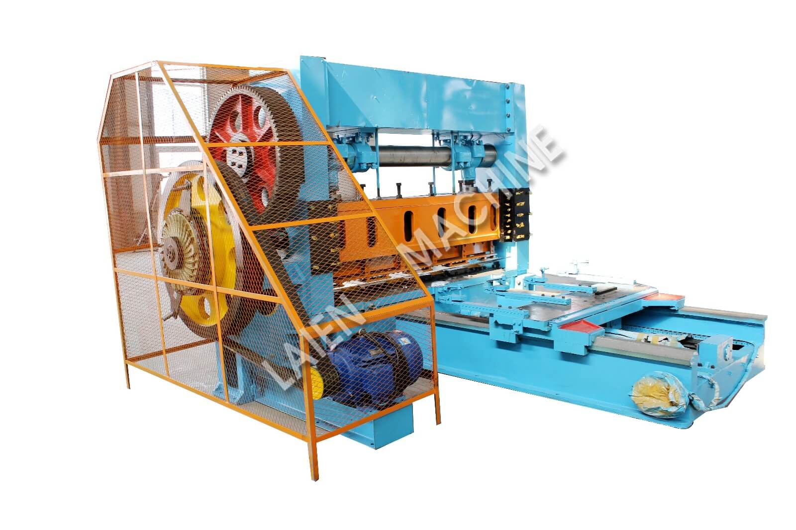 New Improved Type Expanded Metal Mesh Machine