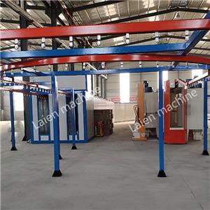 Traffic Facilities Powder Coating production Line Manufacturers, Traffic Facilities Powder Coating production Line Factory, Supply Traffic Facilities Powder Coating production Line
