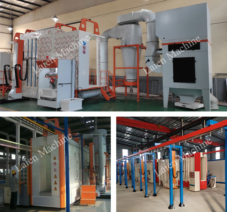 Traffic Facilities Powder Coating Line