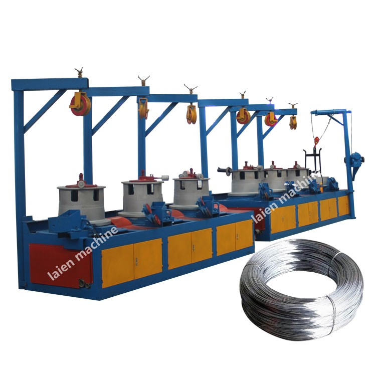 hot sale wire drawing machine for nails