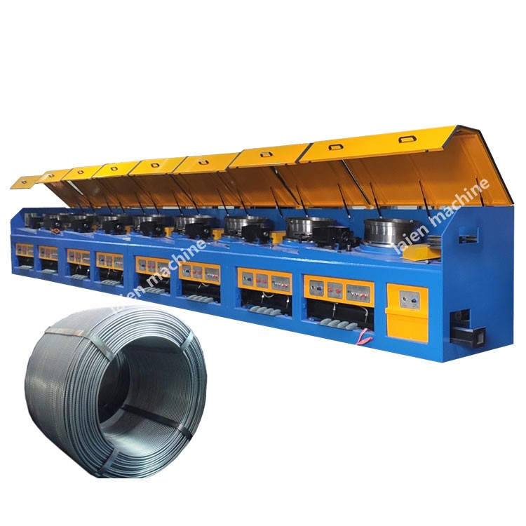 high speed automatic wire drawing machine for Ribbed steel bar