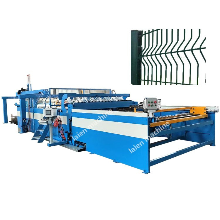 3-6mm New Designed High Speed Mesh Welding Machine