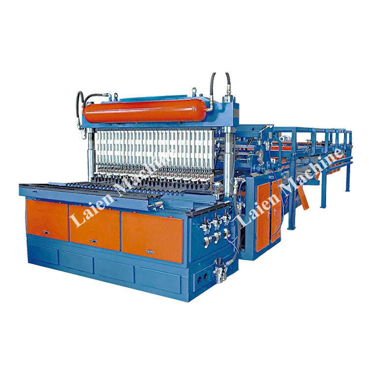 3-6mm Pneumatic Welding Mesh Machine