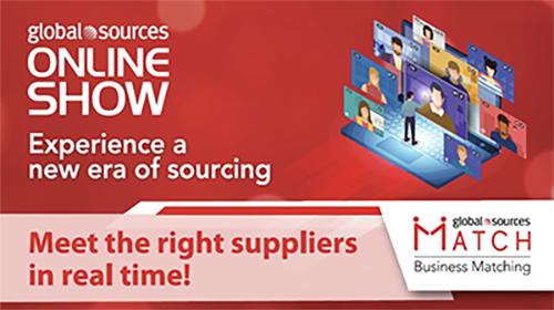 Global Sources Online Show