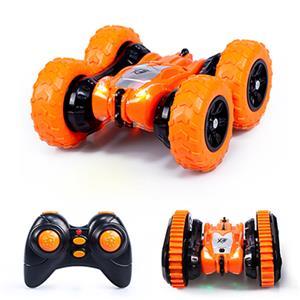4wd Remote Control Waterproof Car Toy Orange Edition