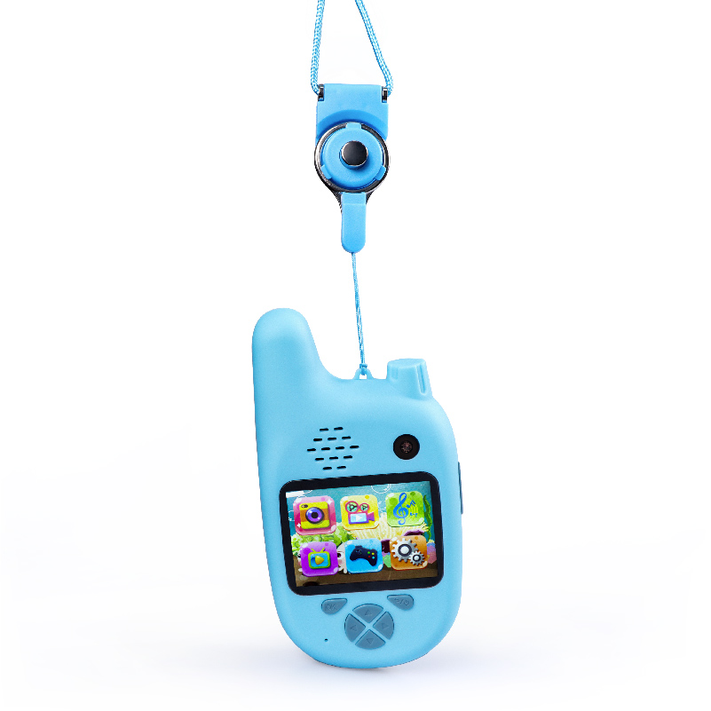 Walkie Talkie With Front & Rear Camera And MP3 Manufacturers, Walkie Talkie With Front & Rear Camera And MP3 Factory, Supply Walkie Talkie With Front & Rear Camera And MP3