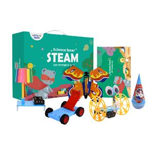 Physic Experiment Toys Build STEM Skills For Elementary