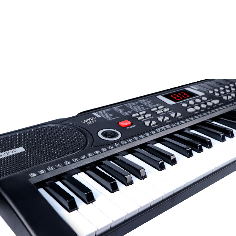 61 Keys Multi-functional Electronic Keyboard For Beginners And Kids With Mircophone And Headphone Manufacturers, 61 Keys Multi-functional Electronic Keyboard For Beginners And Kids With Mircophone And Headphone Factory, Supply 61 Keys Multi-functional Electronic Keyboard For Beginners And Kids With Mircophone And Headphone