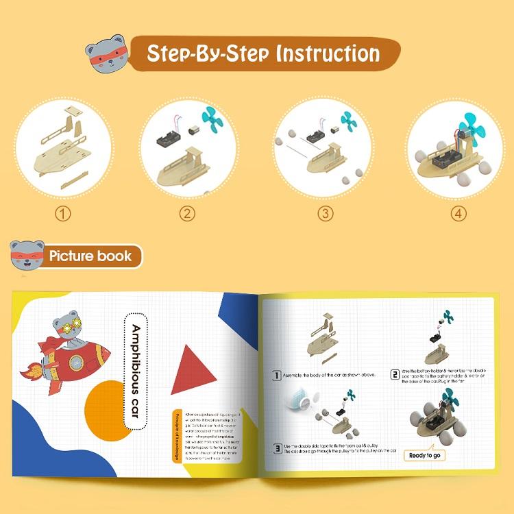 play at home stem kits