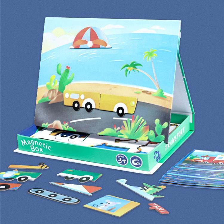 logic training puzzle toys