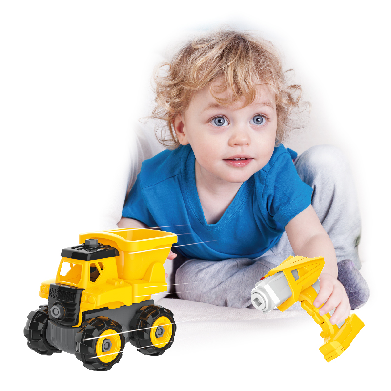 4 In 1 DIY truck assembly toys rc take apart construction vehicles with electric drill Manufacturers, 4 In 1 DIY truck assembly toys rc take apart construction vehicles with electric drill Factory, Supply 4 In 1 DIY truck assembly toys rc take apart construction vehicles with electric drill