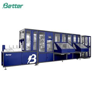 Plate Stacking Machine(AGM)