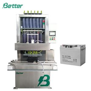Gel Filling Machine For Gel Battery