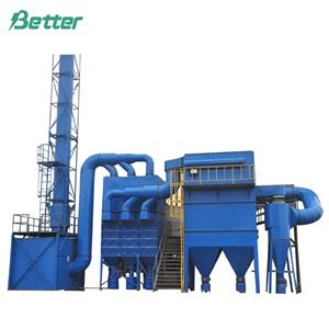Lead Dust Purification System