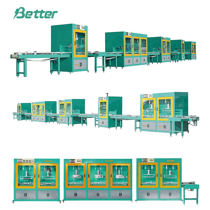 Fully Automatic Battery Assembly Line Manufacturers, Fully Automatic Battery Assembly Line Factory, Supply Fully Automatic Battery Assembly Line
