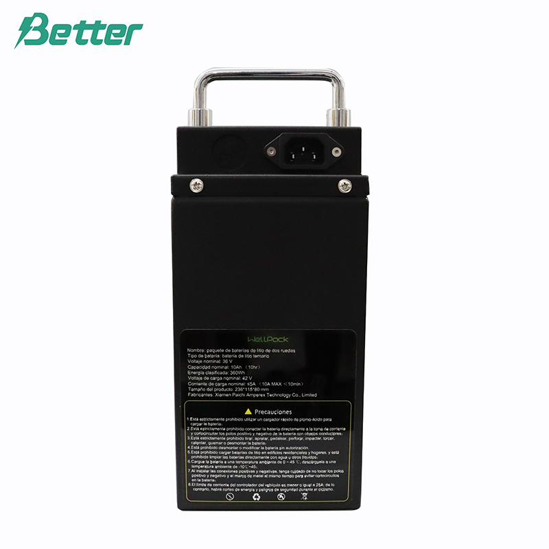 Lithium battery 36V10AH Manufacturers, Lithium battery 36V10AH Factory, Supply Lithium battery 36V10AH