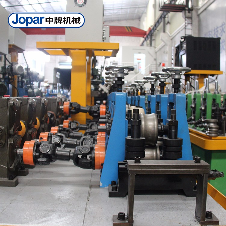 Stainless Steel Round Pipe Making Machine For Stair Handrail Manufacturers, Stainless Steel Round Pipe Making Machine For Stair Handrail Factory, Supply Stainless Steel Round Pipe Making Machine For Stair Handrail