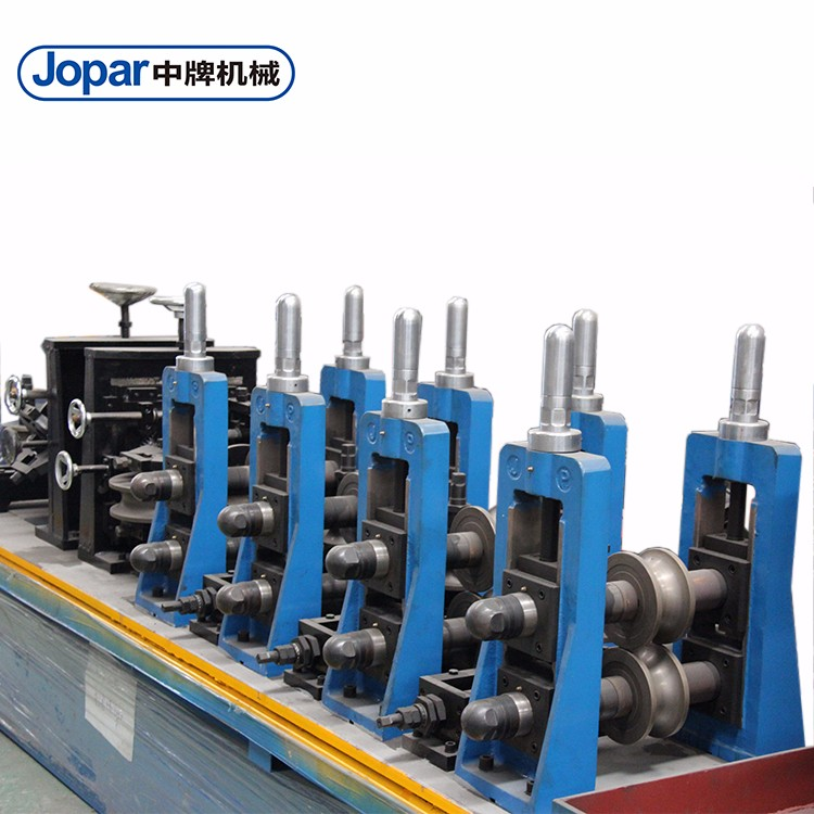 Steel Square Pipe Making Machine Production Line