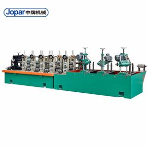 Aviation Titanium Tube Mill Line Alloy Pipe Production Line