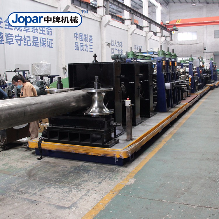 Large Wall Thickness Heat Exchanger Tube Making Machine
