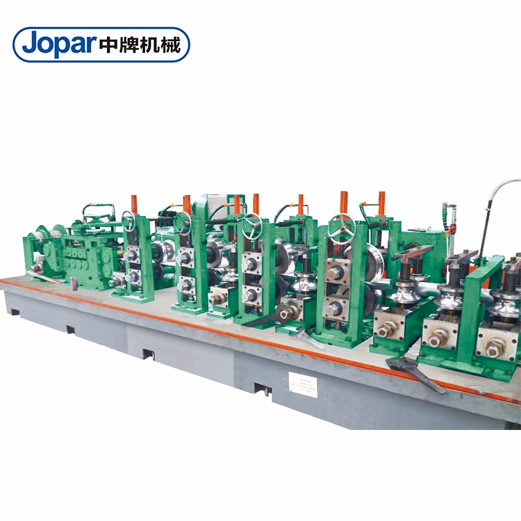 New Easy Operation Pipe Making Machine Made In China High Precision Carbon Steel High Frequency Pipe Tube Mill