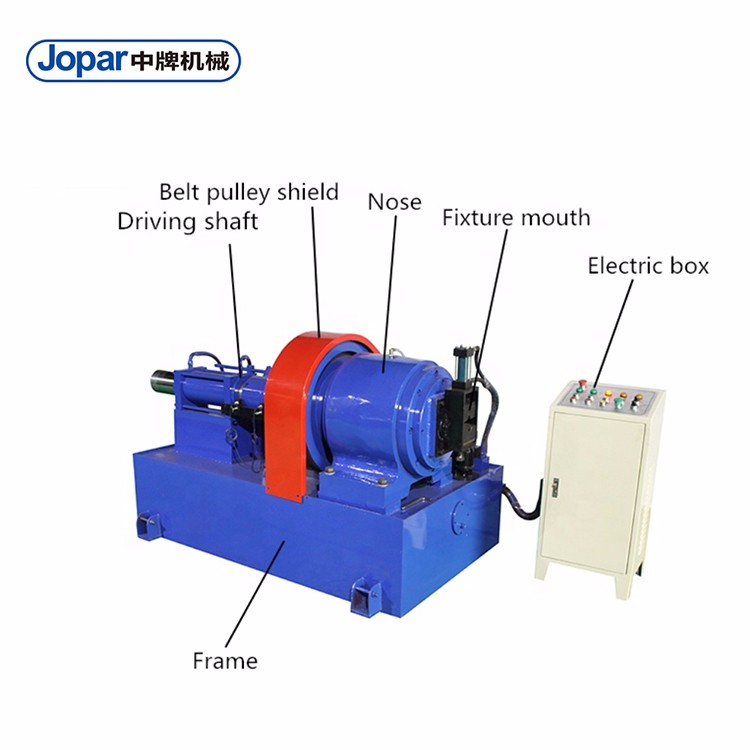 Steel Tube Embossing Machine With Various Patterns