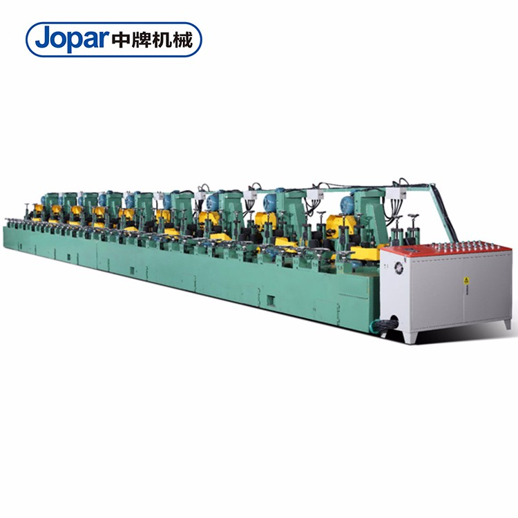 Carbon Steel Square Pipe Tube Buffing Machine