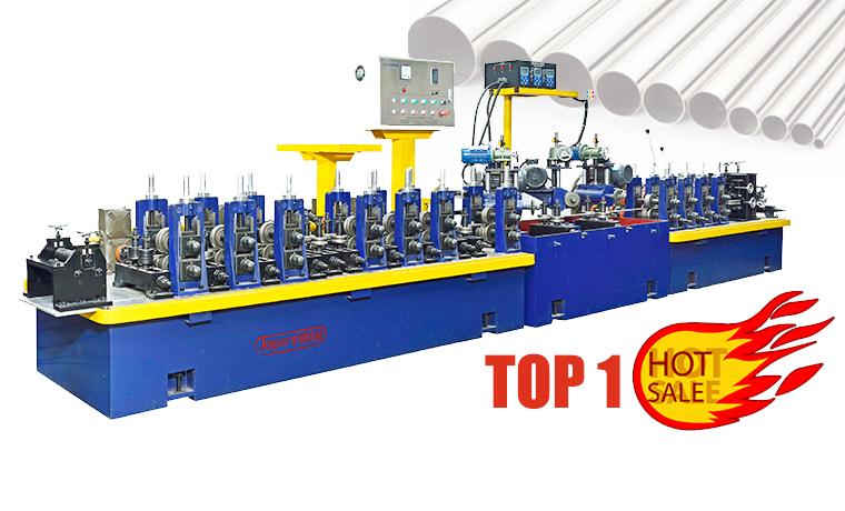 ss square pipe making machine