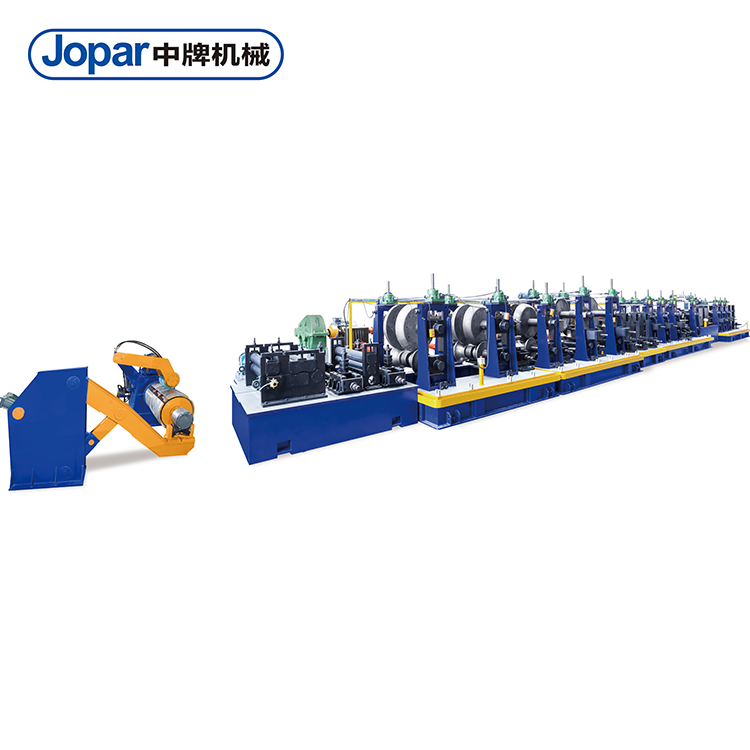 industrial tube mill