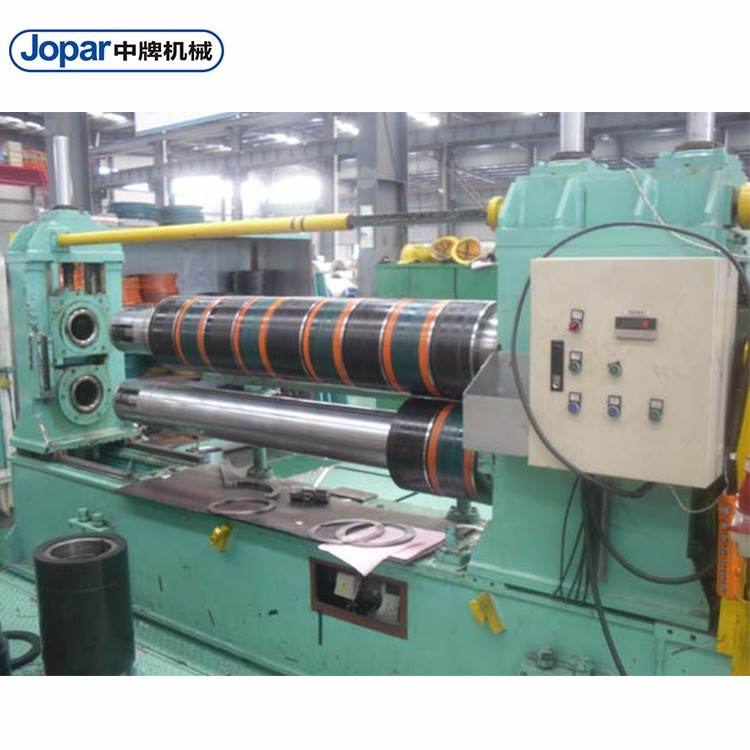 High Speed Iron Coil Slitting Machine Stainless Steel Coil Rewinding And Slitting Machine