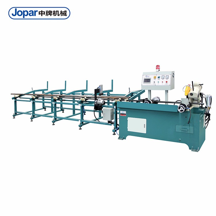 Jopar Automatic Pipe Cutting Machine With Oil Hydraulic Power