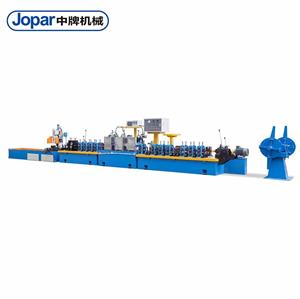 Manufacturing Stainless Steel Broom Pole Pipe Making Machine Price