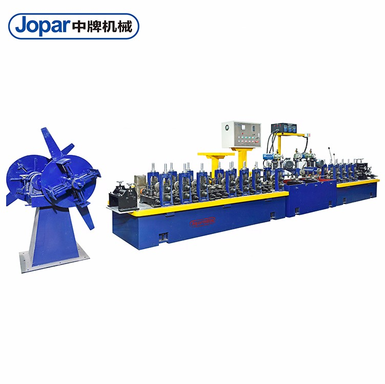 SS Galvanized Steel Round Square Pipe Making Machine Manufacturers, SS Galvanized Steel Round Square Pipe Making Machine Factory, Supply SS Galvanized Steel Round Square Pipe Making Machine