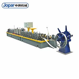 Pipe Making Machine Production Line For Stainless Steel Shelves