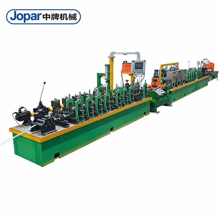 기계 튜브 밀을 만드는 산업용 파이프