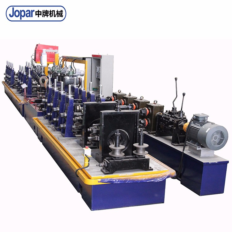 Inconel 600 625 718 Alloy Industrial Pipe Making Machine Tube Mill