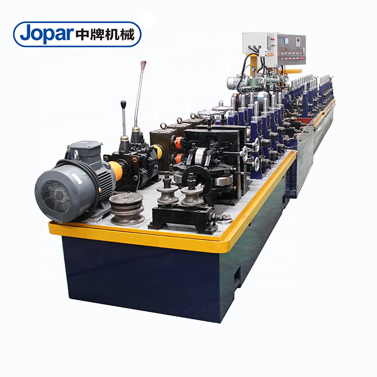 Stainless Steel Galvanized Steel Pipe Making Machine Pipe Mill