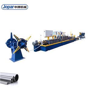 Titanium Alloy Pipe Metal Tube Making Machine