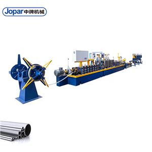 Galvanized Steel Pipe Making Machine Tube Mill Production Line