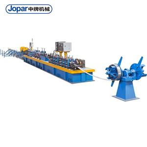 Stainless Steel Industrial Pipe Mill Tube Making Machine Equipment