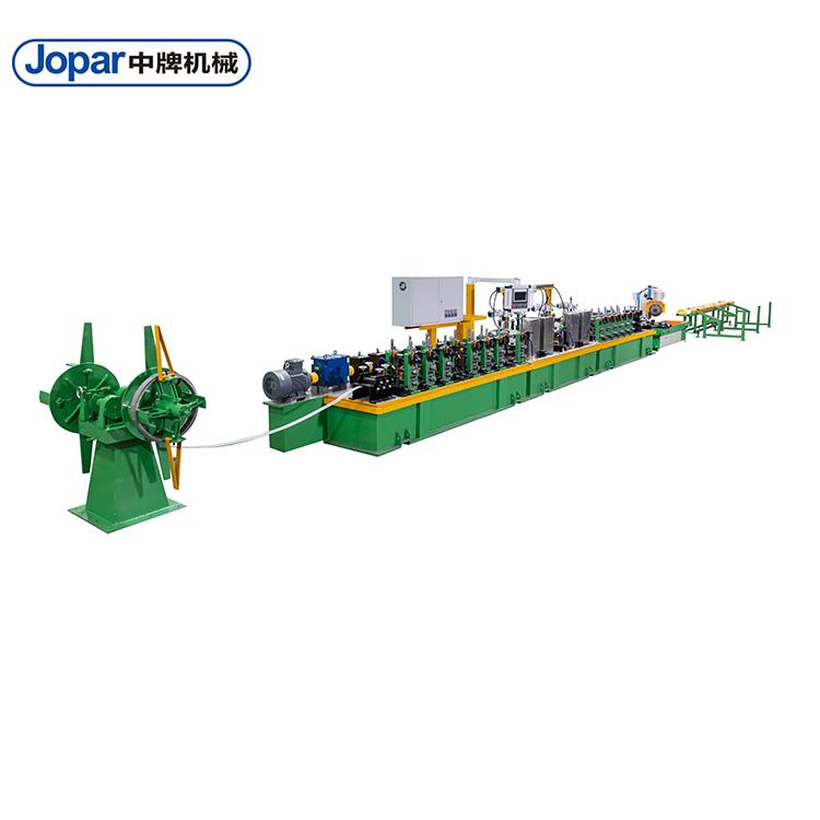 산업용 가스 파이프 튜브 밀 파이프 제작 기계