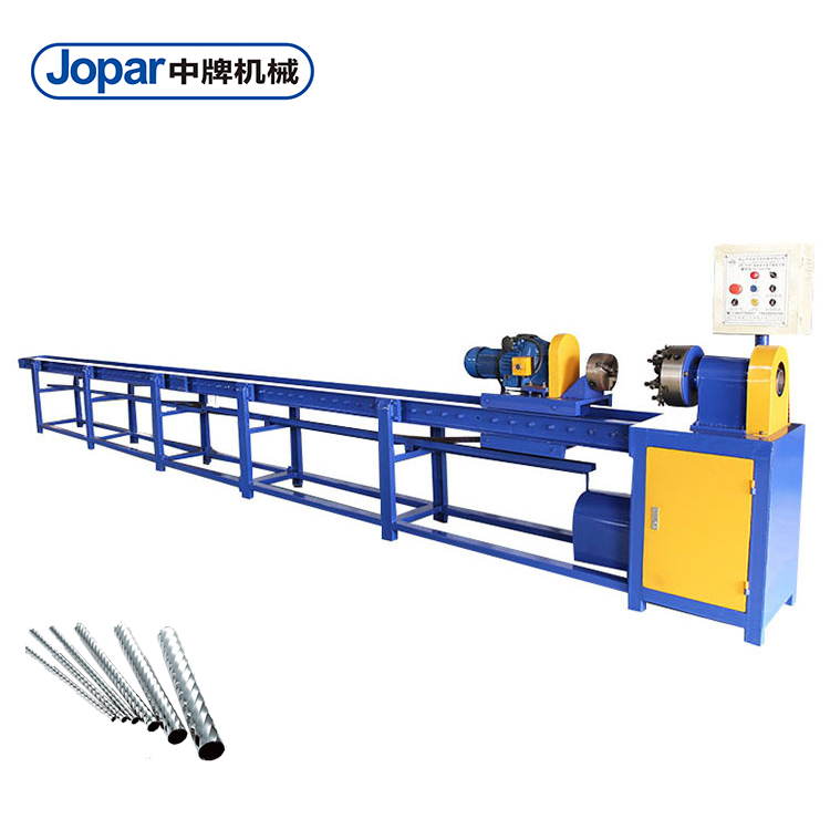 High Quality MS/ SS Round Pipe Threading Machine With Various Design