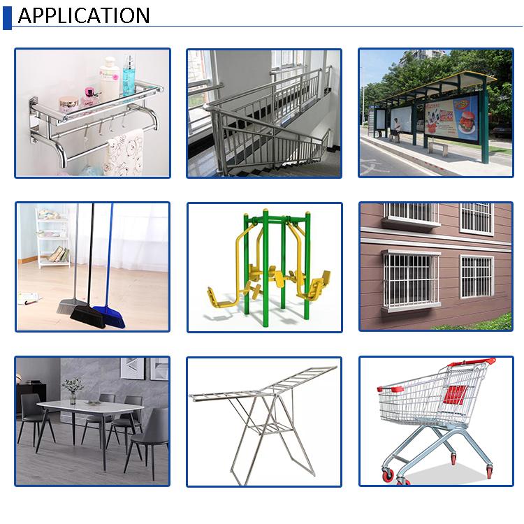 Decoration Application Range