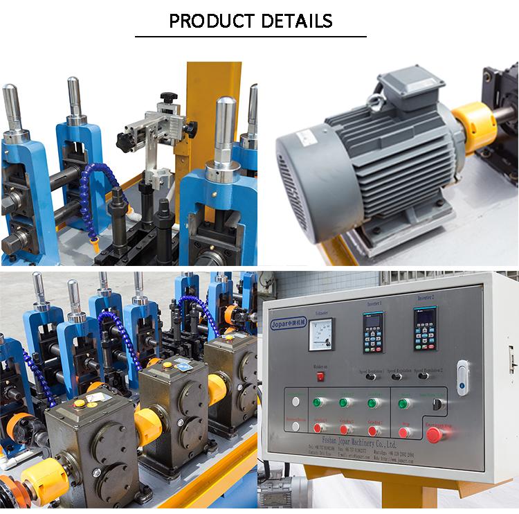 steel pipe manufacturing machine