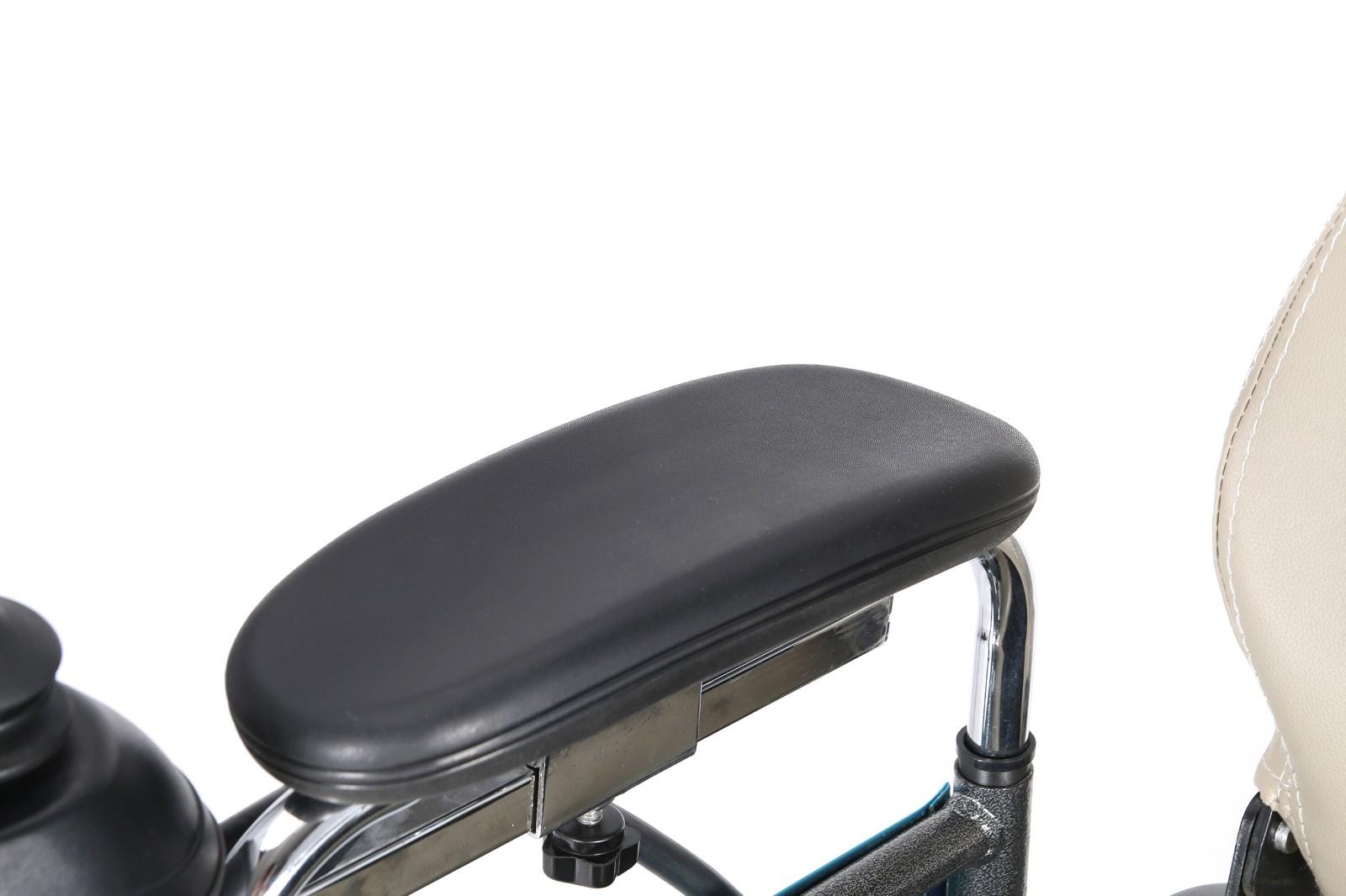 high back power wheelchair